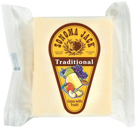 Sonoma Jack Traditional Cheese #A70022