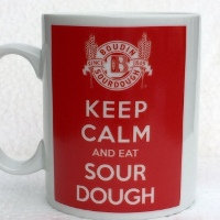 New! Mug-Keep Calm Boudin Logo #A52672