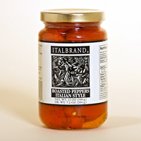 Roasted Red Peppers Italian Style by Italbrand A03520