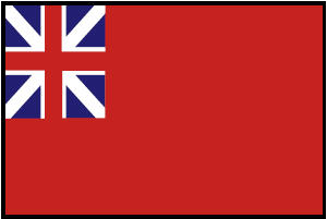 <big>British Red Ensign Flag</font></big>