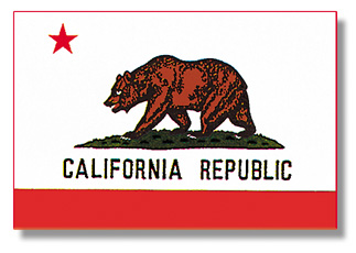 <big>California State Flag</font></big>