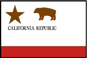 <big>California Republic Flag</font></big>