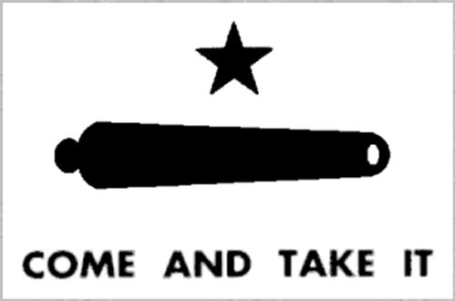 <big>Come and Take It Flag</font></big>