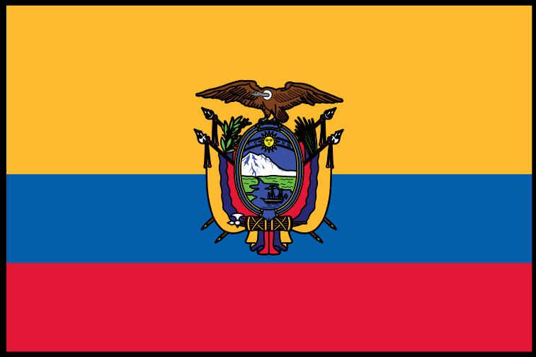 Ecuador Flag - Ecuador flags