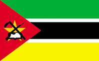 <big>Mozambique Flag</font></big>