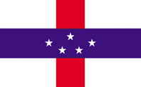 <big>Netherlands Antilles Flag </font></big>