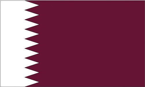 Image result for flag  Qatar