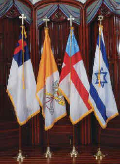 <b>-  Religious Flags & Sets</b>
