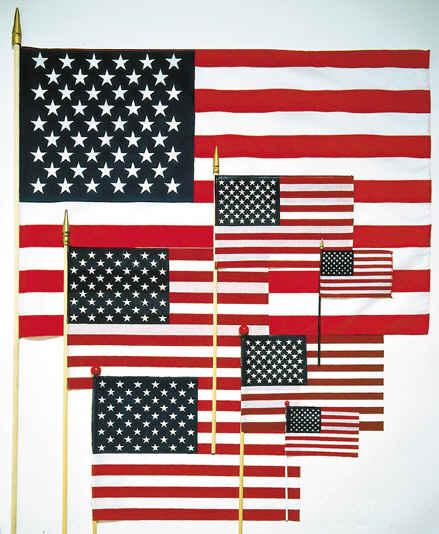 <b>-  U.S. Flags</b>