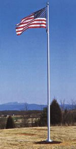 <b>-  Commercial Flagpoles</b>