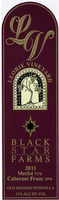 Leorie Merlot Cabernet Franc red wine label