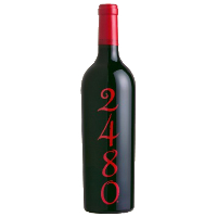2010 Hollywood & Vine 2480 Cabernet Sauvignon