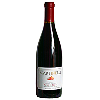 2009 Martinelli Pinot Noir Blue Slide Ridge