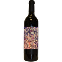 2012 Orin Swift Abstract Red Wine