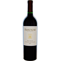 6 pack of 2011 Franciscan Estate Cabernet Sauvignon Napa Valley