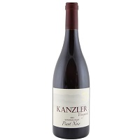 6 pack of 2012 Kanzler Pinot Noir Sonoma Coast