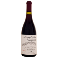 2010 Mount Eden Estate Pinot Noir