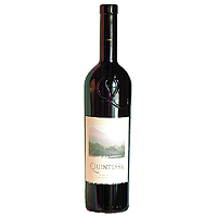 2007 Quintessa Proprietory Red Napa 375ml Half Bottle Split
