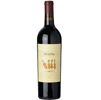 6 pack of 2011 Arietta Quartet Red Napa Valley