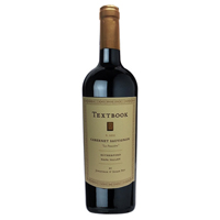 2012 Textbook Rutherford La Poussiere Cabernet Sauvignon
