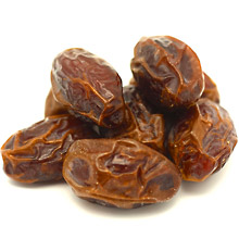 Moroccan Date Cake