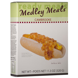 Medley Meals - Barbecue Bake MAIN