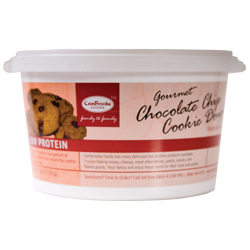 Gourmet Chocolate Chip Cookie Dough MAIN