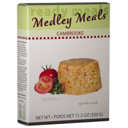 Medley Meals - Vegetable Masala