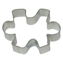 Puzzle Piece Cookie Cutter