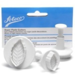 Plunger Leaf Cutters - 3 pc. Set THUMBNAIL