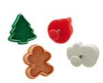 Christmas Plunger Cutter Set THUMBNAIL