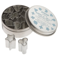 "Aspic Cutters - 1/2"" LARGE"