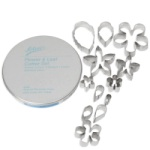 Flower and Leaf Cutter Set