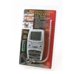 Digital Cooking Thermometer & Timer