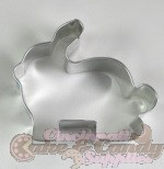 Rabbit Cookie Cutter - 4""