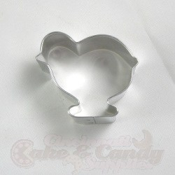 "Chick Cookie Cutter - 2-1/4"" LARGE"