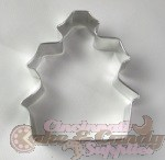 House Cookie Cutter - Haunted