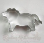 Lion Cookie Cutter THUMBNAIL