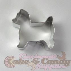 Dog - Terrier Cookie Cutter