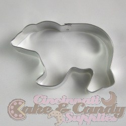 Polar Bear Cookie Cutter LARGE
