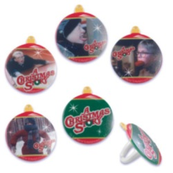 Christmas Story Rings LARGE