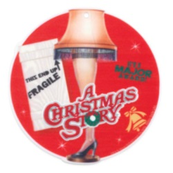 Christmas Story Plaque