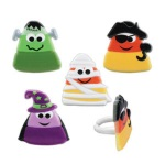 Candy Corn Characters Rings