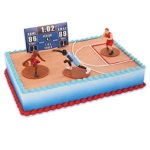 Basketball Cake Kit