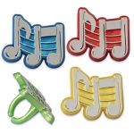 Music Note Rings THUMBNAIL