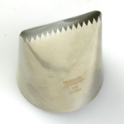 Cake Icer Tip #789 - Stainless Steel