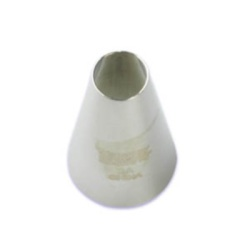 Round Tip #2A - Large Size - Stainless Steel LARGE
