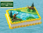 Field & Stream Deer and Hunter Cake Kit