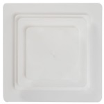 "SPS White Separator Plate - 9"" Square"