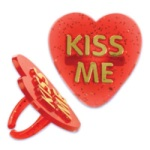 "Red ""Kiss Me"" Rings THUMBNAIL"